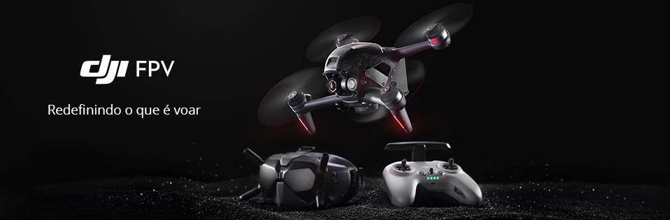 Dron DJI FPV