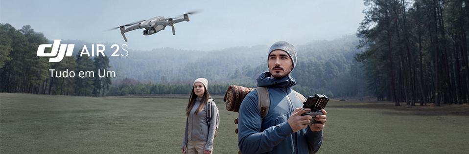 Dron Air 2s