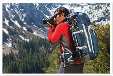 ¿Cómo escoger la bolsa 'Backpack' más adecuada para tu cámara?