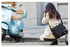 �C�mo escoger la bolsa 'Messenger bag' m�s adecuada para tu c�mara?