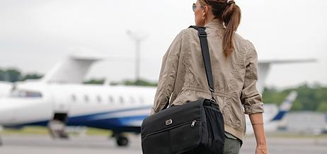 ¿Piensas viajar en avión?