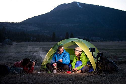 Excursiones campestres / acampadas