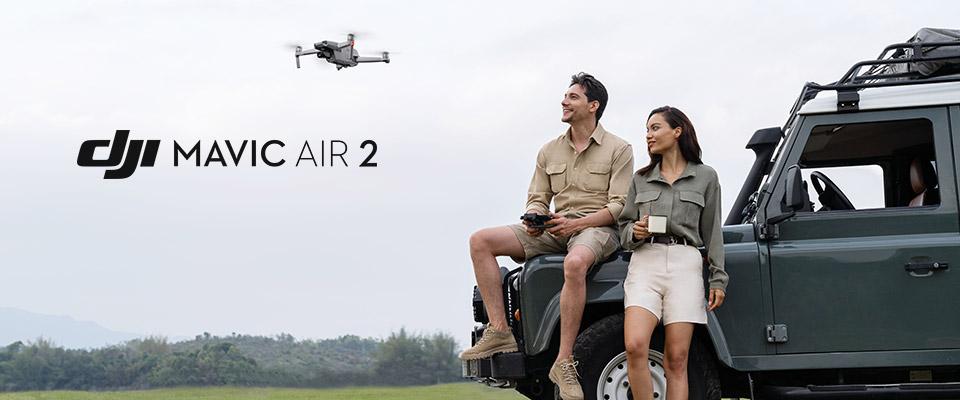 DJI | Sube de nivel Mavic Air 2
